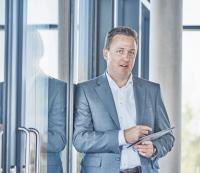 Ralph Winterhalter  ? CEO und Enkel des Firmengründers Karl Winterhalter. / Bildquelle: Winterhalter Deutschland GmbH