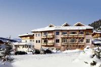 Hinteransicht des Hotels / Bildquelle: Wohlfühlhotel Castello Königsleiten