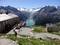 Bergpanorama von Olperer Hütte / Bildquelle: WohlfühlHotel Schiestl