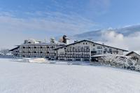 Panorama im Winter / Quelle: WohlfühlHotel Schiestl