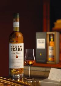 Writer's Tears ist eine der Whiskey Marken der Walsh Whiskey Distillery — der Vertrieb in Deutschland erfolgt über das Bremer Spirituosen Contor