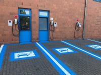Drei neue Stromtankstellen im Wyndham Garden Wismar / Bildquelle: GCH Hotel Group