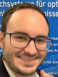 Sebastian Scholl - European Marketing Communications Manager bei Ecolab / Bildquelle: Ecolab