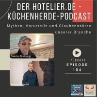 Aus 2 mach 1: Der gemeinsame Podcast von Küchenherde und Hotelier.de / Bildquelle: Markus Wessel