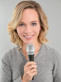 Moderatorin Ilka Groenewold / Bildquelle: Ilka Groenewold