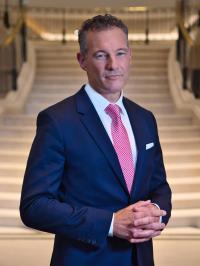 General Manager vom The Ritz-Carlton, Berlin: Torsten Richter / Foto: Marvin Pelny