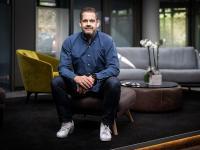 Arne Mundt, Klartext-Sprecher und Geschäftsführer der halbersbacher hospitality group gmbh / Fotograf Alexander Rudolf