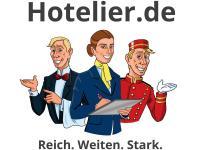 'Die Drei von der Hotelstelle': Identifikationsfiguren der Bereiche Hotellerie, Gastronomie und Dienstleistungen; Copyright © HSI Hotel Suppliers Index Ltd