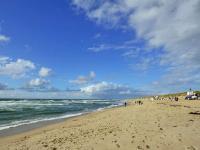Sonne, Himmel, Wolken, Wasser, Strand, Sylt...