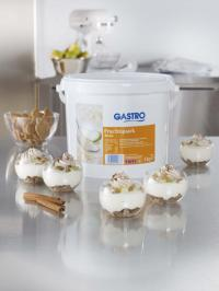 Gastro Fruchtquark Birne / Bildquelle: FrieslandCampina Foodservice