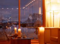 Weihnachtliche Stimmung / Quelle: Hotel Tann