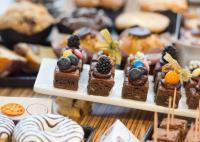 Delikate Lebensmittel sind ein Schwerpunkt der GASTRO IVENT - von Fleisch bis Dessert. / Bildquelle: MESSE BREMEN/Jan Rathke