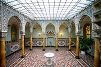 Palais Thermal in Bad Wildbad / Bildquelle: Tourismus GmbH Nördlicher Schwarzwald