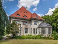 Zeeck'sche Villa Rostock / Bildquelle: LAKD M-V, Achim Bötefür