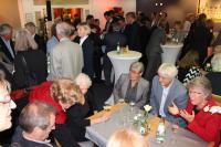 Ringhotel Ahrensburg Die Inhaberin Monika Schmitz verabschiedet sich mit einem Empfang in ihrem Hotel in den Ruhestand. Bildquelle: Foto Monika Veeh ahrensburg24.de