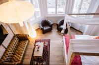 Suite im Lulu Guldsmeden Berlin / Bildhinweis: Guldsmeden Hotels