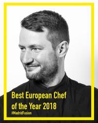 Sternekoch Sebastian Frank - jetzt auch noch bester Koch Europas 2018 / Bildrechte bei Horváth/ White Kitchen