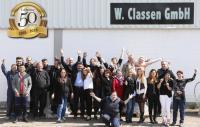 50 Jahre W. Classen GmbH / Bildquelle: W. Classen GmbH