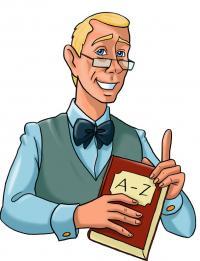 Der Wissensbereich von Hotelier.de und seine Identifikationsfigur, der 'Professor'