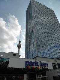 Das Park Inn am Alexanderplatz