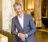 Folke Sievers, Präsident des Promotion Pools der Hamburger Hotellerie / Bildquelle: Gute Leude Fabrik  GmbH & Co. KG