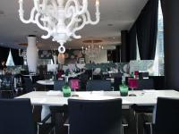 Hotelrestaurant 'Brasserie Next Level' im Kameha Bonn; Bild: S. Brenning