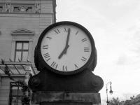 Die Uhr tickt...