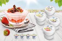 WH Quarkcremes / Bildquelle: frischli Milchwerke GmbH