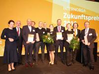 INTERNORGA Zukunftspreis Gewinner 2018 / Bildquelle: Hamburg Messe und Congress / Stephan Wallocha