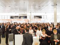 Eingangsbereich INTERNORGA 2018 / Bildquelle: Hamburg Messe und Congress / Richard Bohn