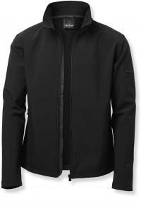 Softshell Jacke für Damen und Herren in Schwarz, Bildquellen TAPEX