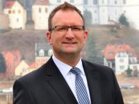 Mark Anton ist der neue Direktor im Dorint Parkhotel Meißen. / Bildquelle: Dorint Hotels & Resorts
