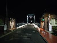 Wilhelmshaven und seine Kaiser-Wilhelm-Brücke - hier findet der Tourismuscampus statt / Bildquelle: Hotelier.de