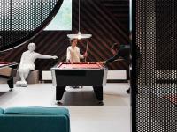The Student Hotel Amsterdam City Lobby-Bereich / Bildquelle: © The Student Hotel