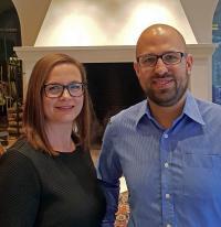 Lea Rogacki und Marc Moberz / Bildquelle: Derag Livinghotels