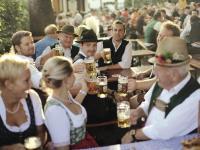 Biergarten Aying / Bildquelle: (c) Brauereigasthof Hotel Aying