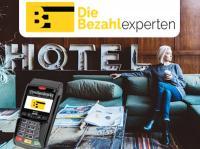 Kartenzahlung im Hotel / Bildquelle: Die Bezahlexperten