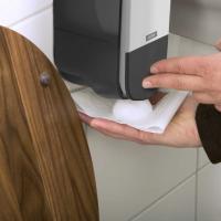 System-Toilettenpapierrolle 2-3 lagig gegen multiresistente Killerkeime