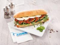 FF-Ciabatta mit Sandwichschnitt / Bildquelle: EDNA International GmbH