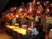 Auch hier ist Gastronomie-Kalkulation wichtig: Restaurant 5 by Paco Perez im Hotel 'Das Stue' in Berlin / Bildquelle: Hotelier.de