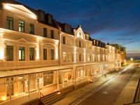 Hotel Inselloft Außenansicht / Bildquelle: Hotel Inselloft Norderney