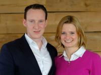 Susanne Rennhak und Philip Alexander Menke / Bildquelle: Hotel Inselloft Norderney