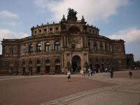 Die Semperoper in Dresden / Bildquelle: Hotelier.de