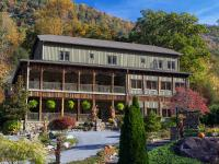 The Esmeralda Inn Hotel & Restaurant in Chimney Rock / Bildquelle: © VisitNC