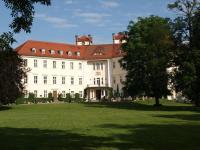 Auch im Schloss Lübbenau im Spreewald gibt es schöne Familienzimmer / Bildquelle: Hotelier.de