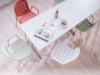 Elias bringt in Meeting-Räumen und Kantinen Farbe ins Spiel. / Bildquelle: GO IN GmbH