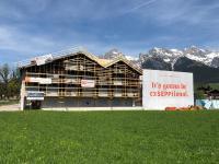 Hotel Sepp Baustelle / Bildquelle: Eder Hotels GmbH