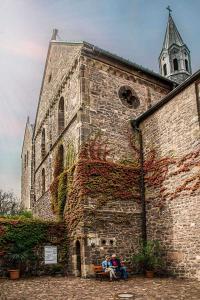 Kloster Pforte in Schulpforte. / Bildquelle: Transmedial