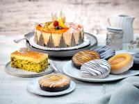 Dessertpaste Sanddorn / Bildquelle: MARTIN BRAUN Backmittel und Essenzen KG