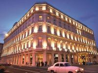 Das Gran Hotel Manzana Kempinski La Habana ist das erste 5-Sterne-Hotel auf Kuba. Es befindet sich im historischen Kaufhaus Manzana de Gómez inmitten der Altstadt Havannas. Das neue Hotel bietet Luxus auf höchstem Niveau und heißt die Gäste im europäischen Stil willkommen. / Bildquelle: © Kempinski Hotels